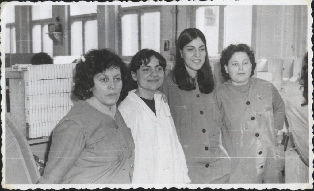 Ръчно пълнене, Архив: Тодорка Николова